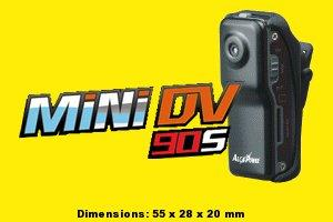 Mini Action Camera Alca Power Mac90s