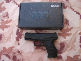 PPQ M2 GBB Gas Blowback (Co2) by Walther-Umarex