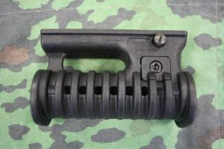 Forearms grip and Flashlight adaptor